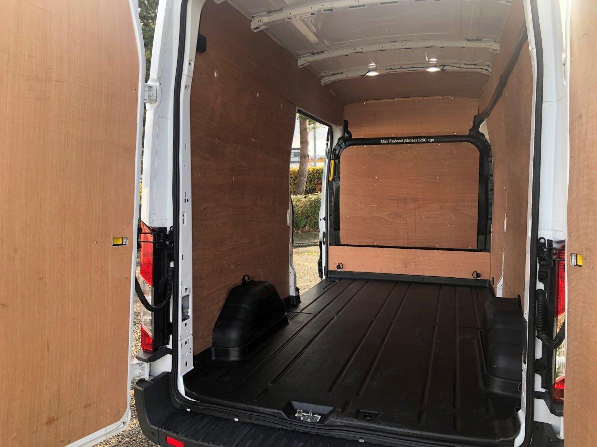 Ford transit lwb h r panel van load area for sale
