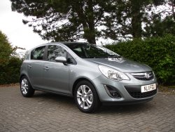 Vauxhall Corsa Car to Rent