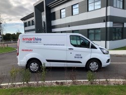 Ford Transit SWB Panel Van